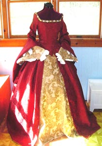Princess Elizabeth Reproduction