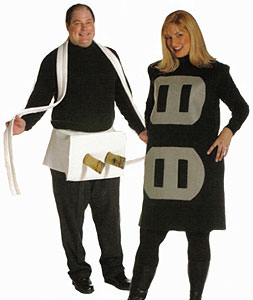 Socket and Plug Costumes