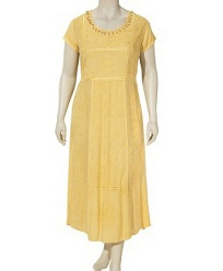 Yellow Sundress From Catherines