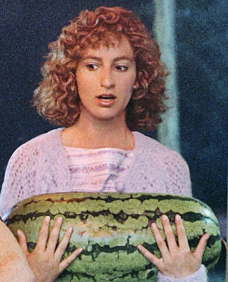 I carried a Watermelon?