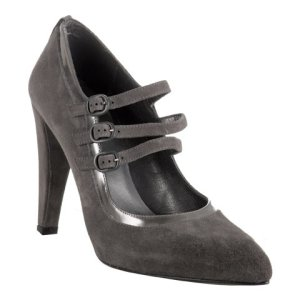 Stuart Weitzman triple-threat Mary Janes