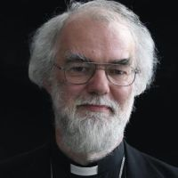 The Most Reverend Archbishop of Canterbury, Dr Rowan Williams