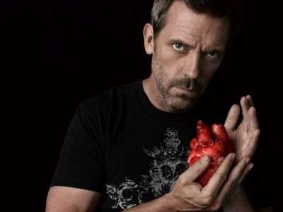 Hugh Laurie Heart