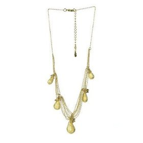 Figural Pear Necklace. Seriously, buy this. You'll thank me for it later.