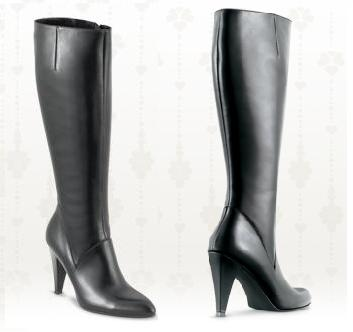 The Perfect Black Boot. Imola by Duo.
