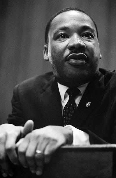 MLK listening