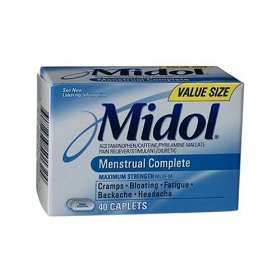 Midol, not just for cramps