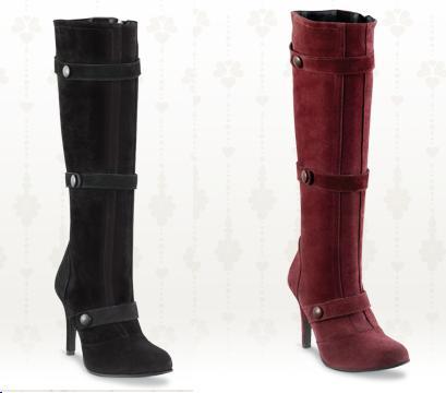 Samara Suede boots