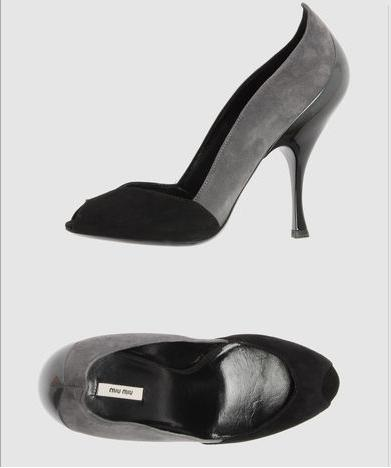 Miu Miu Pumps (these run small!)