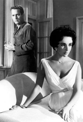 La Liz and Paul Newman