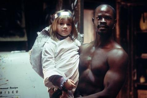 Djimon Hounsou as Mateo in In America