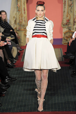 Lacroix 2009 Spring RTW, Nautical done right