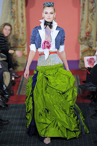 Lacroix 2009 Spring RTW My Favorite Look