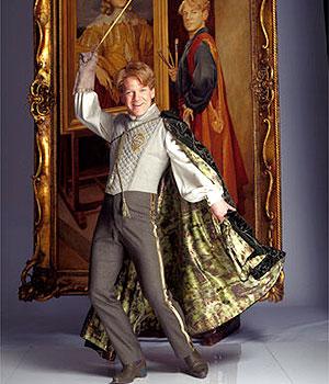 Branagh as Gilderoy Lockhart