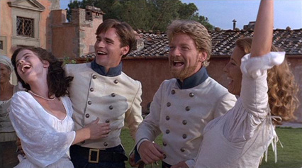 Much Ado About Nothing Except that Kenneth Branagh and I Are Meant to Be