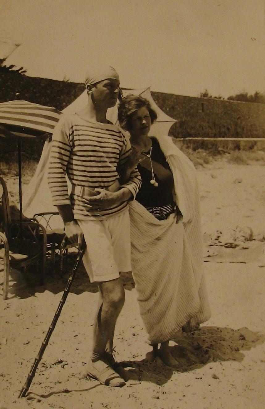 Sara and Gerald Murphy