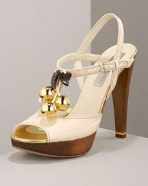 Manolo for the Big Girl! :  platform mccartney cherries stella