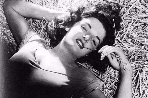 Jane Russell Photos. (incidentally, Ms Russell –in