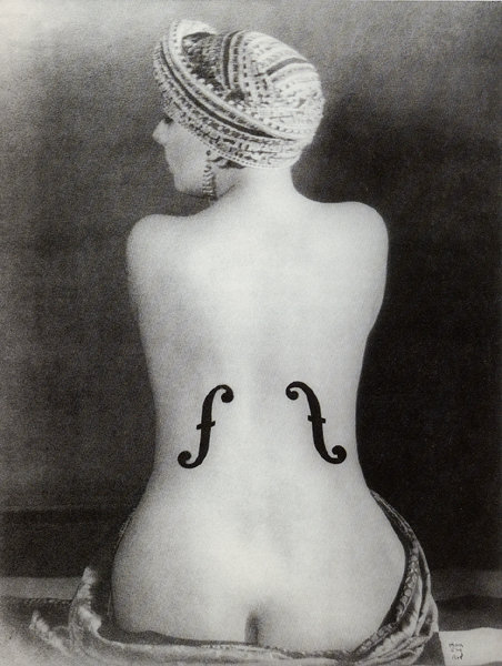 Violon d'Ingres - Man Ray