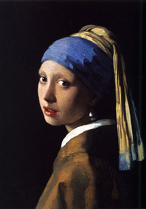 Vermeer Girl with the Pearl Earring