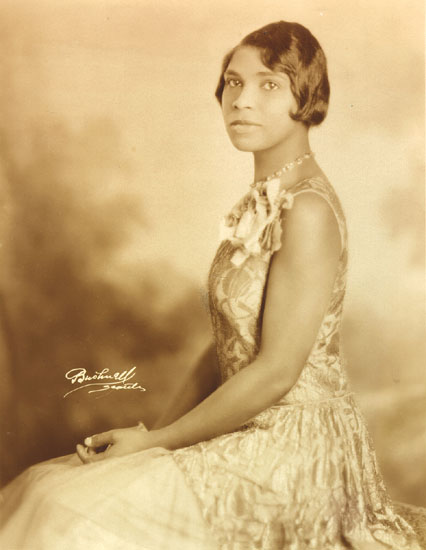 Miss Marian Anderson