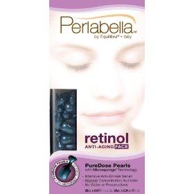Perlabella retinol capsules