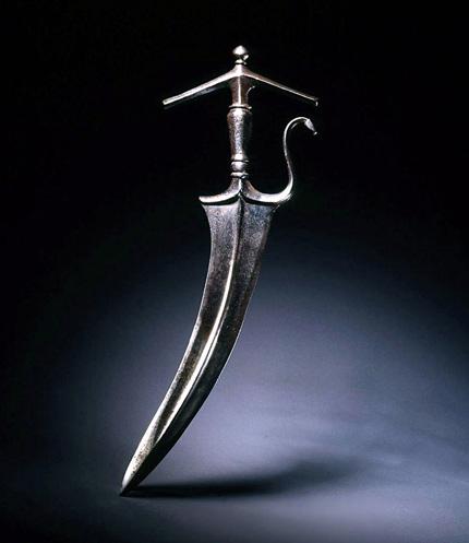 17th century Mughal dagger