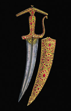 early 17th century Mughal Dagger