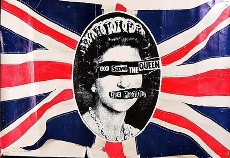 God Save the Queen, The Sex Pistols