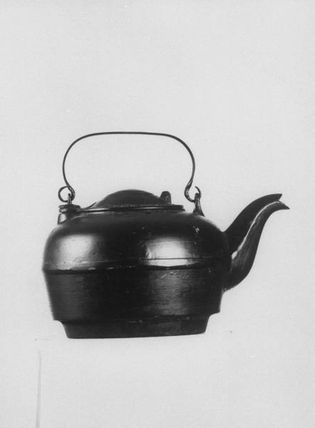 Iron Kettle ca. 1830