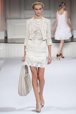 WANT lace suit