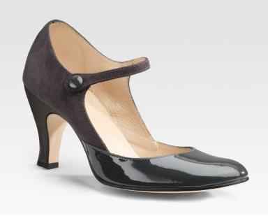"Repetto ""Gitane"" (gypsy) Mary Jane Pump"