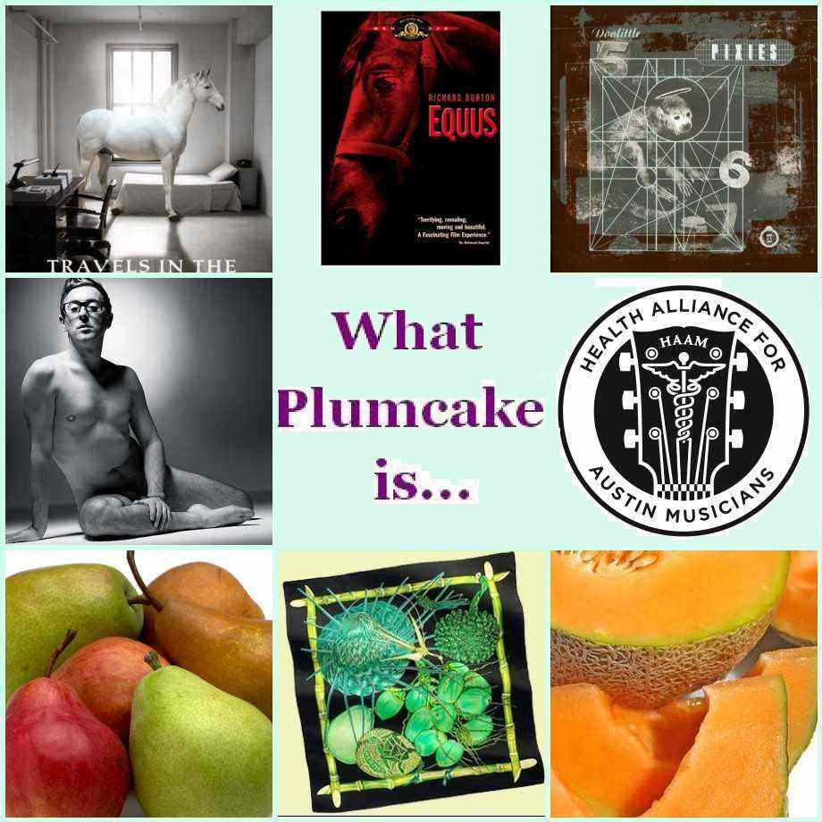 What Miss Plumcake is…for September 8 2009