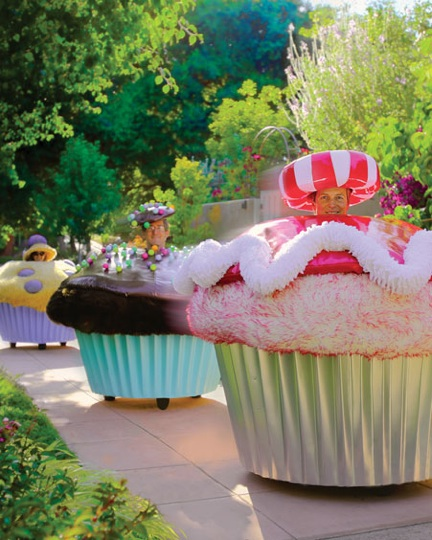 Giant Cupcakes