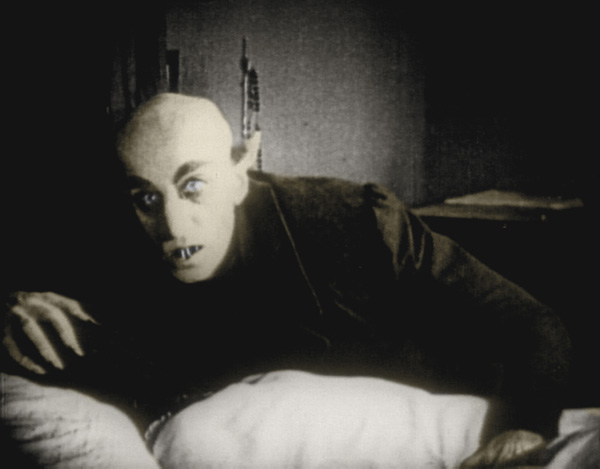 Max Schreck as Count Orlok
