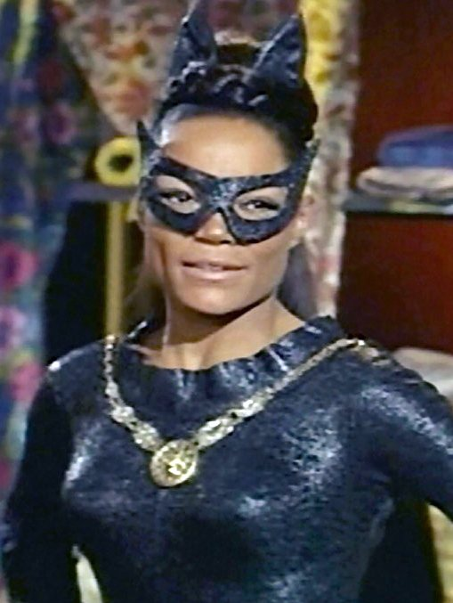 Eartha Kitt was Catwoman for only 4 episodes