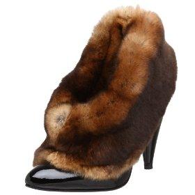 furry shoe
