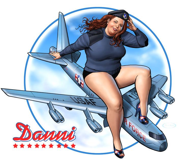 The Danni!