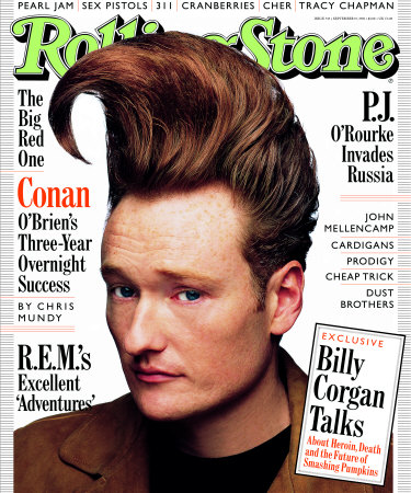 September 1996 Rolling Stone. I'd been in love with him for a year by this point