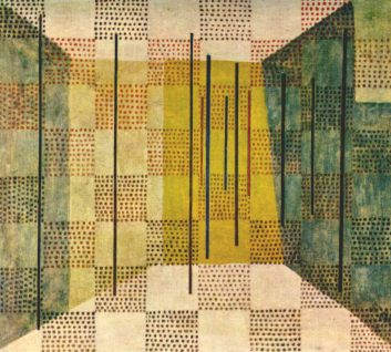 Paul Klee, Chess