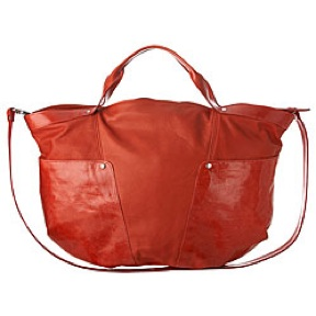 9West Red Purse