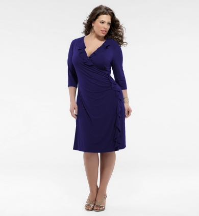 Kiyonna Vivienne cinch dress