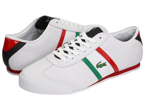 Lacoste tennis shoes