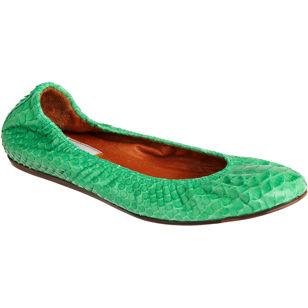 Lanvin green