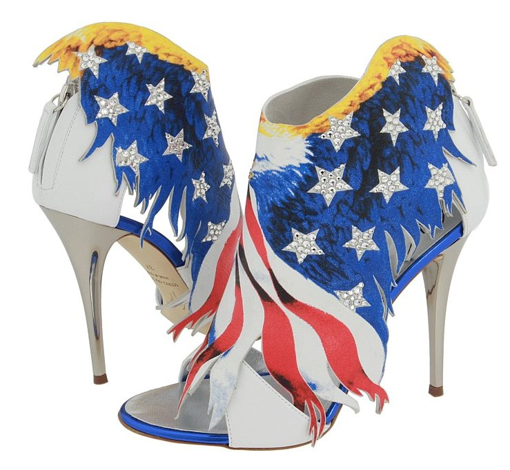 Screaming Eagle from Giuseppe Zanotti