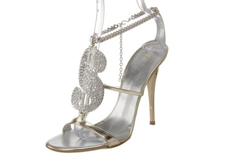 Zanotti dollar shoes