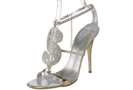 Thousand dollar hooker shoes