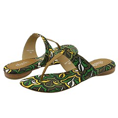 charles david pomegranate sandals