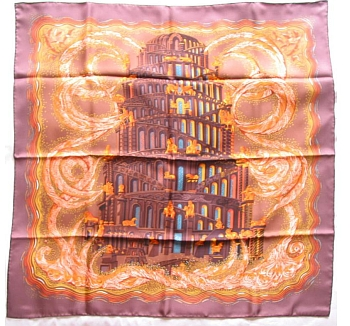 pc babel scarf