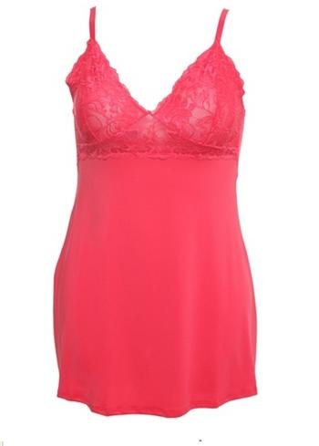 Coral chemise from Torrid